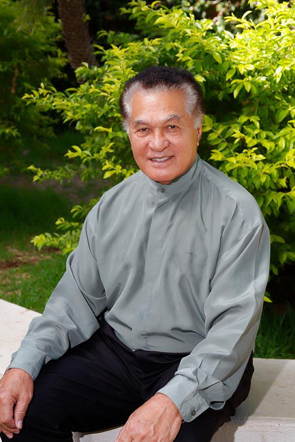 Rev. Dr. Eddie Kelemeni