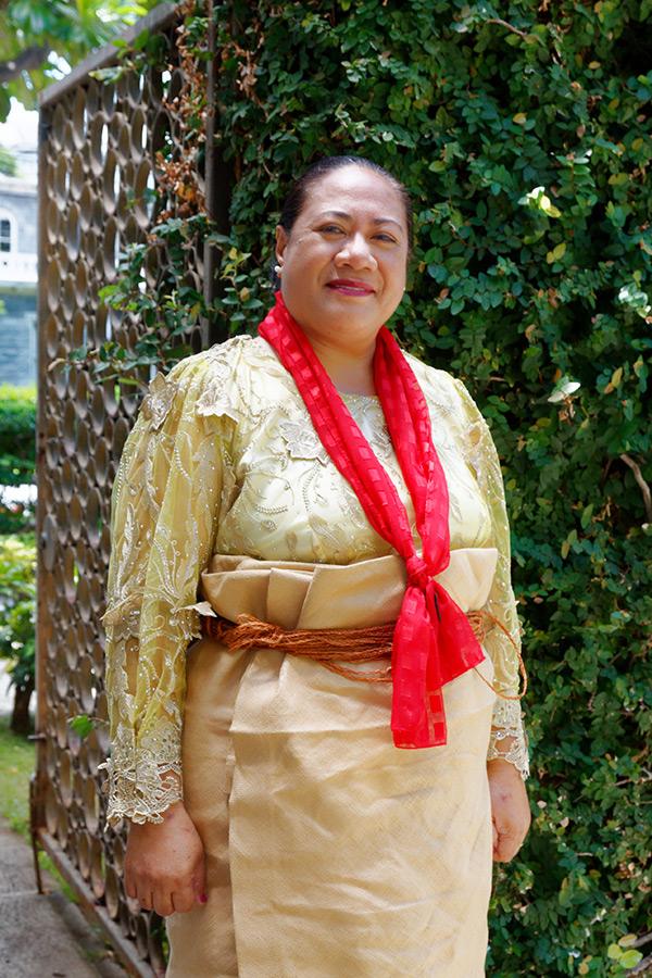 Rev. Dr. Linita 'U. Moa