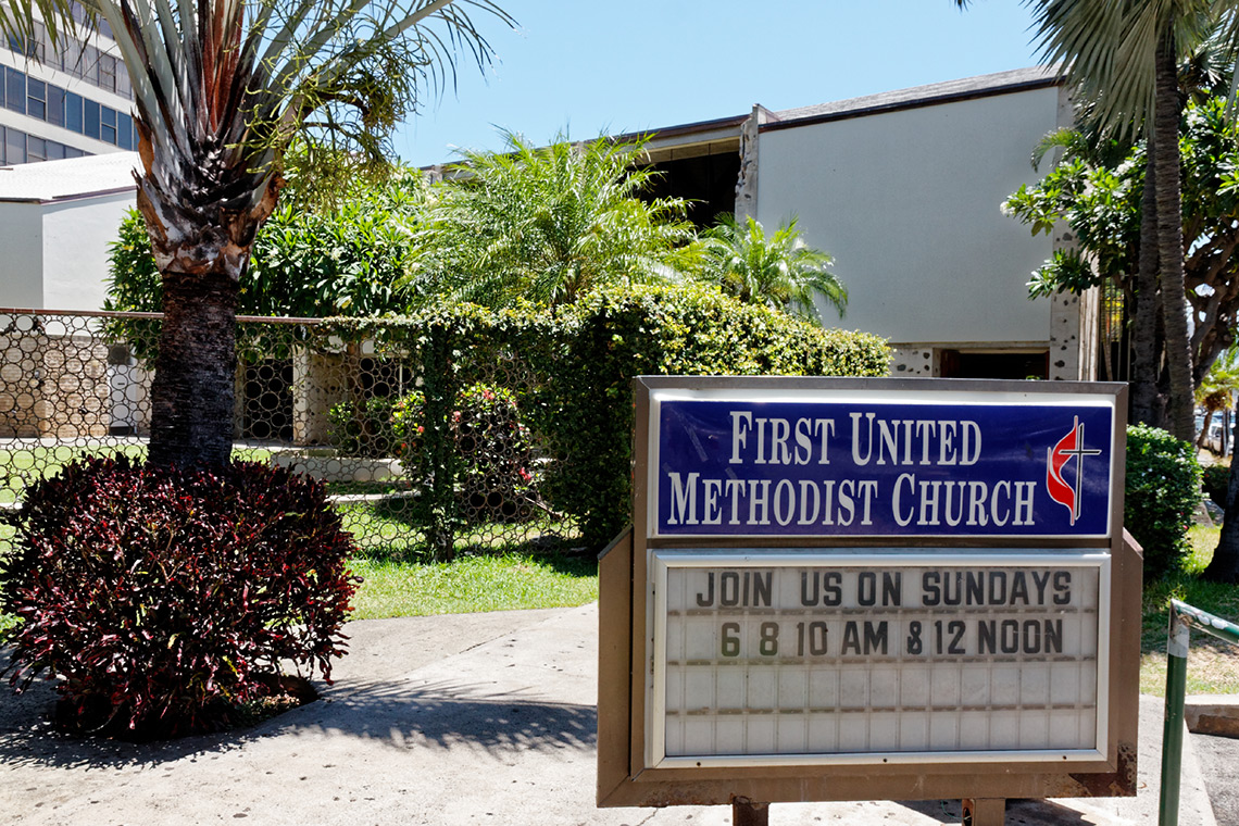 First United Methodist Church of Honolulu