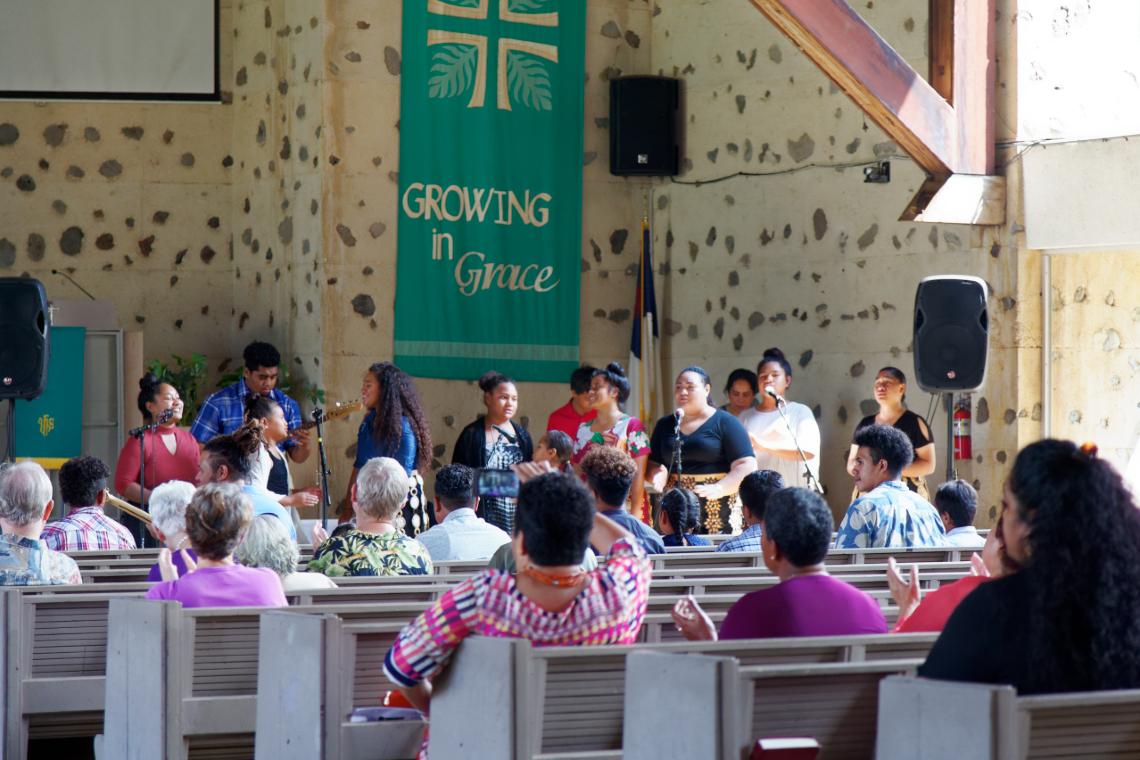 Tongan Praise Team