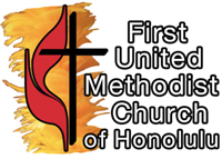 First United Methodist Church of Honolulu Logo